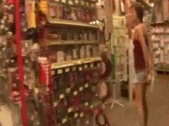 Flashing At Hardware Store