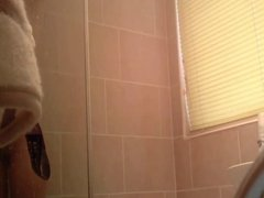 Teen Gets Caught On Hidden Cam In The Shower