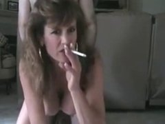Dirty Talking Smoking Milf Fucked  xHamster.com