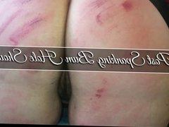 Post Spanking Bum Hole Show