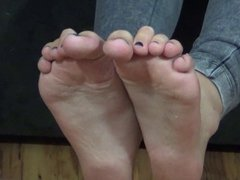 Foot Fetish JOI Therapy V