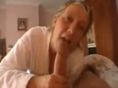 Gifted Amateur Blowjob