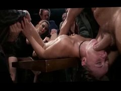Public slave anal drilling 4 of 4