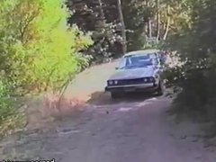 Pull Over I Want to Get Fucked