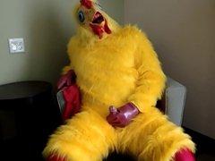 latex chicken wanking 2