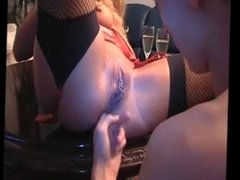 My sexy piercings - pierced milf ass and pussy fucking