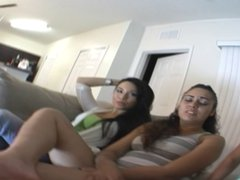 Three chicks bash you for being a nasty freak