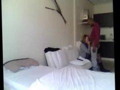 Dutch interracial hidden cam.