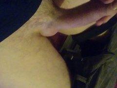 Masturbation mit abspritzen