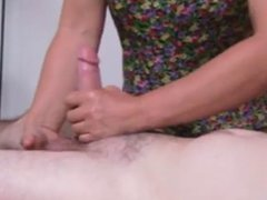 quick massage handjob