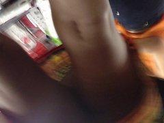 Pick n Pay Upskirt 6 Xhosa Milf - Panties?