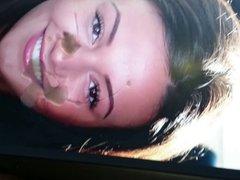 Michelle Keegan Facial Cum Tribute