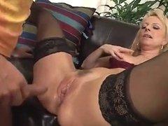 Hot Euro Mature Cougar Banging