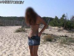 amateur teen nudist at beach