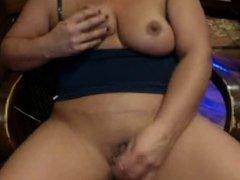 Curvy & Sexy  female masturbation