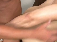 Sexy married guy gets fucked by a gay