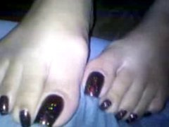 Gorgeous toes and toenails