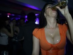 sexiest drinking ever
