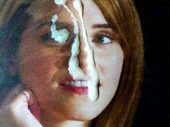 Emma Watson Huge Double Facial Cum Tribute II