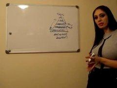Pyramid Girl With Big Boobs
