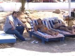 Monika holiday in Egypt
