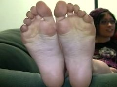 Japanese Spread Toes