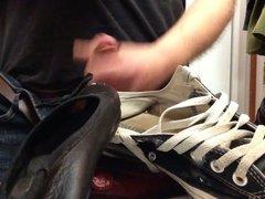 Fucking girlfriends shoes part 2