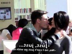 Kissing Cheating ( Hidden )