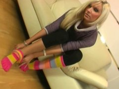 Sexy Girls In Sexy Socks 1