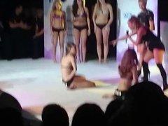 Miss Czech University or Twerking Asses
