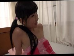 Small Tits Cute girl Sayaka