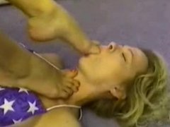 Ungrateful girl trampled by sexy roommate Part 1