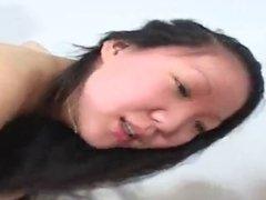 Fucked Faced Korean Slut-by PACKMANS
