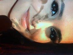 Ariana Grande cum tribute #1