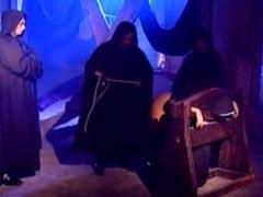 Naughty nuns punished