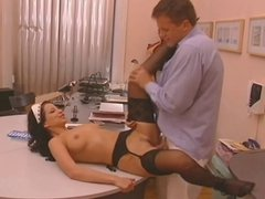 French maid fucked by doctor