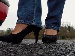High Heel & Jeans