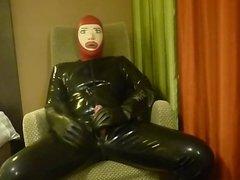 rubber doll wanking