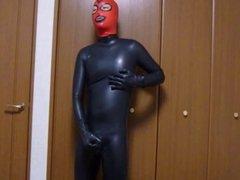 rubber wanking
