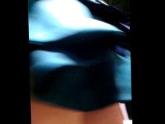 Sailor Mercury Cosplay Upskirt