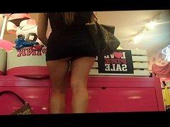 Teen Babes Shop For Panties