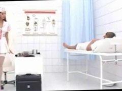 Nurse footjob 2