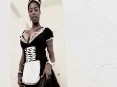 Nasty Ebony MILF Nyomi Banxxx X Khia (Music Video)