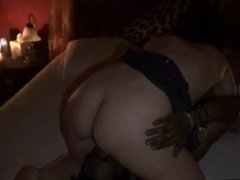 BBC licking my wife's pussy
