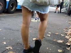 Bare Candid Legs - BCL#083