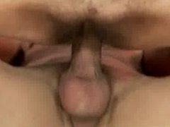 Old and horny redheaded Slut sucking and fucking hard