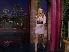 Jennifer Aniston Upskirt and Super Legs