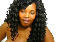 African Boobs: ebony webcam (5 shows)