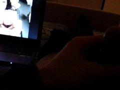 Veronika Zemanova laptop cum