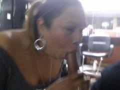 Latina at The Hair Salon